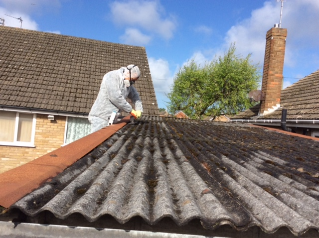 Asbestos Removal Cost Garage Roof >> Garage Solutions Asbestos Removal And Disposal Blackpool
