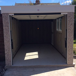 Concrete Sectional Garage 13