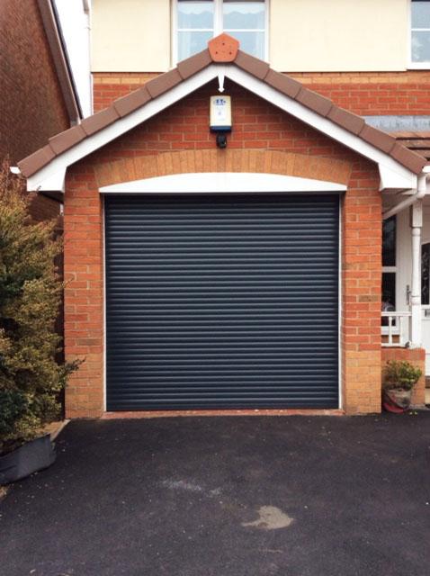 Garage Solutions Roller Shutter Garage Doors And Repairs Blackpool