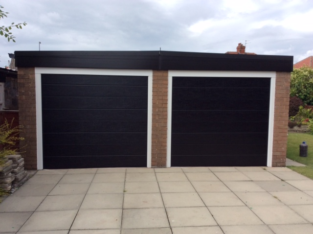 Garage Solutions Sectional Garage Doors And Repairs Blackpool