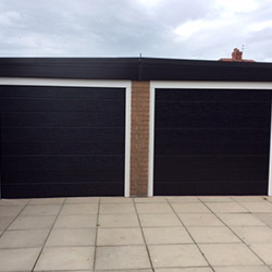 Sectional Garage Door 1
