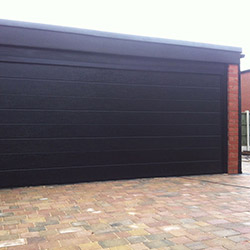 Sectional Garage Door 9