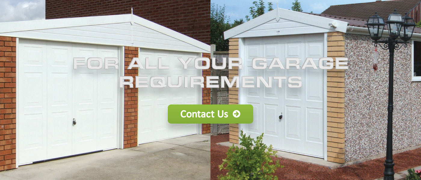 Garage Door Specialist - Contact Us